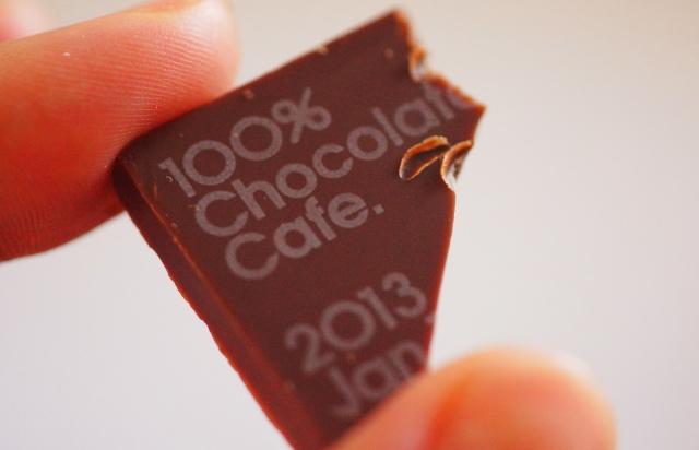 100%チョコレートカフェ 口コミ