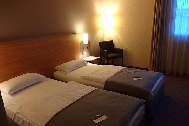 チェコ・プラハ ホテル