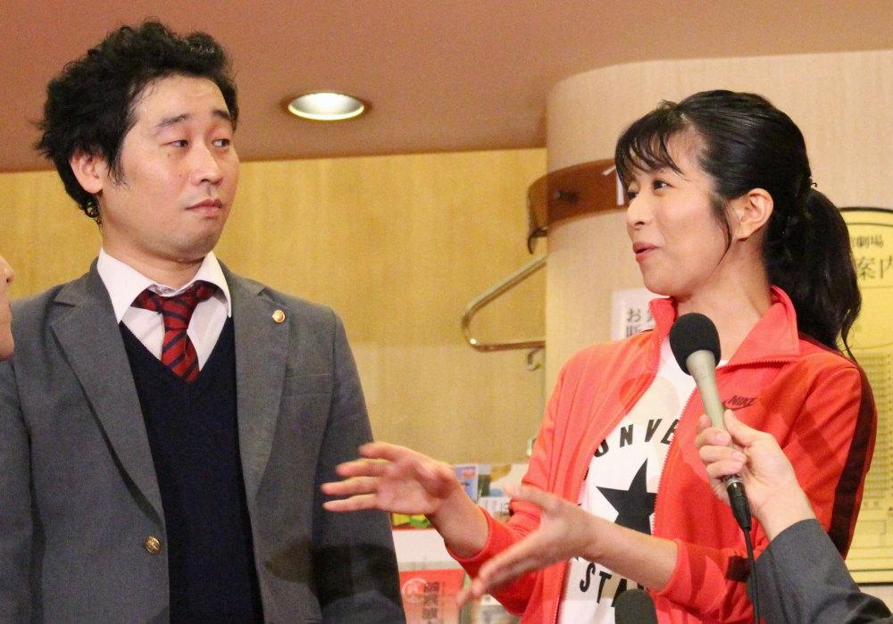 前野朋哉さん、野澤祐樹さん(ジャニーズ Jr.)、三倉茉奈さん