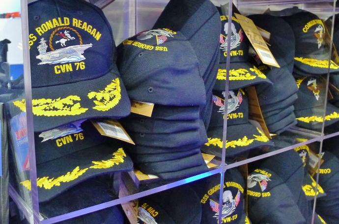 アメリカ海軍グッズ