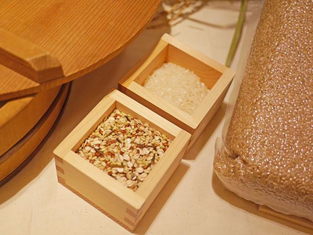 アムリターラフーズ 玄米