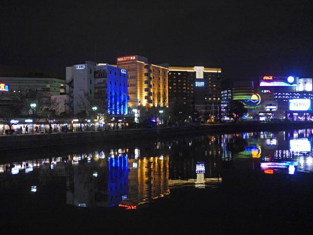 中洲 夜景