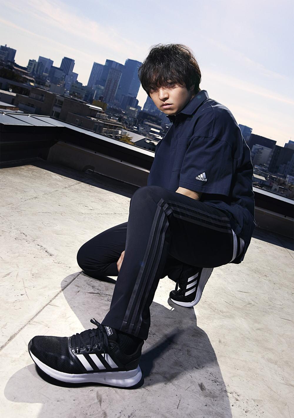 三浦大知 adidas