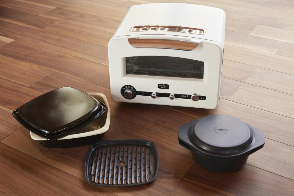 グラファイト グリル&トースター