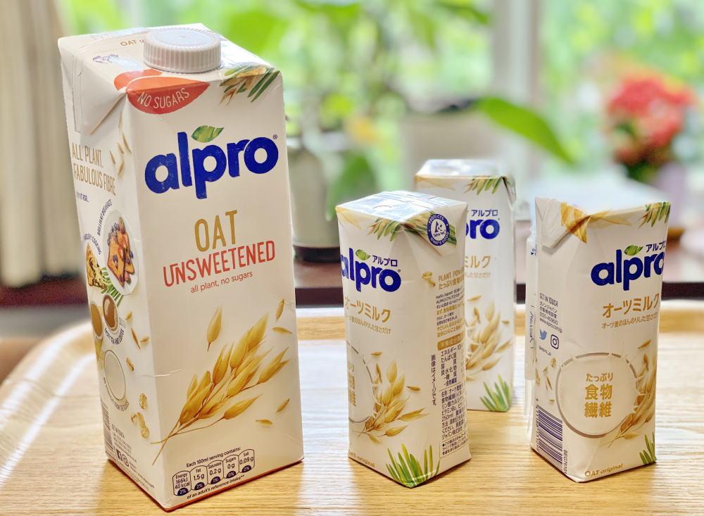 アルプロ オーツミルク