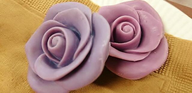アムールデュショコラ 紫のバラ