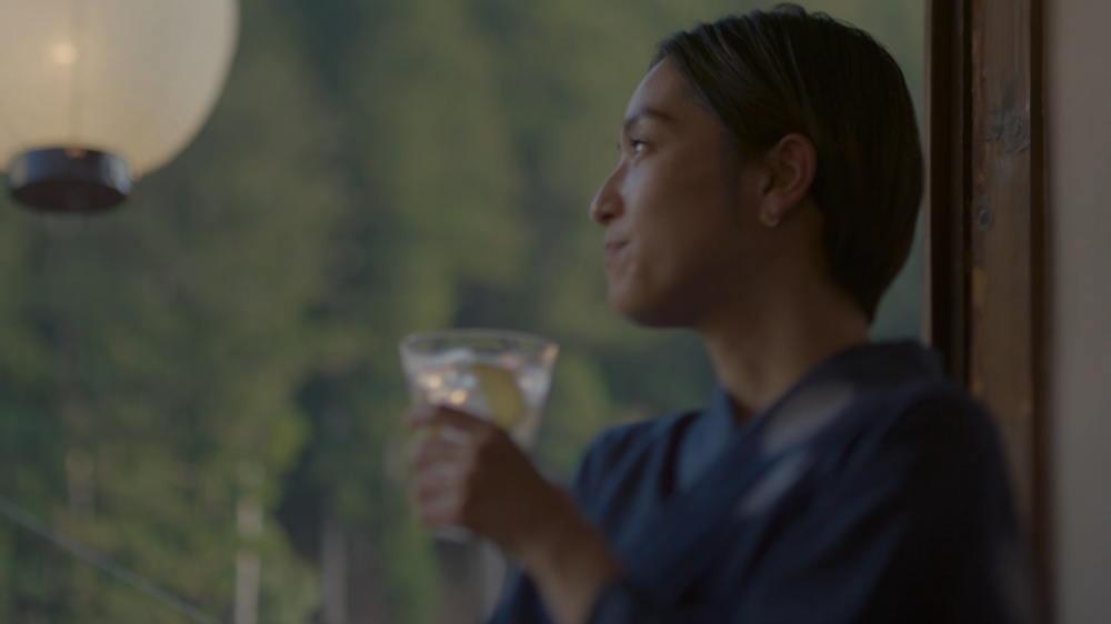 麒麟特製レモンサワー 中村アン