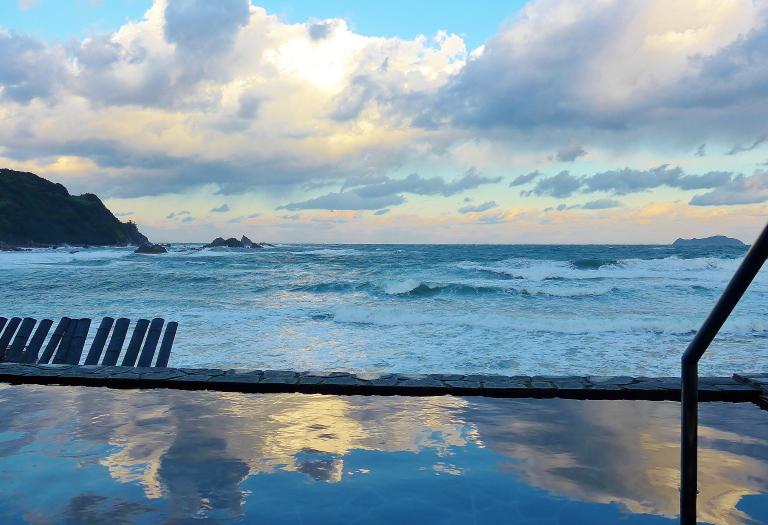 荒磯館 海が見える温泉