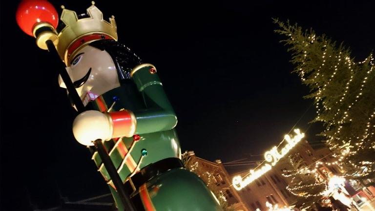 赤レンガ倉庫 クリスマスマーケット