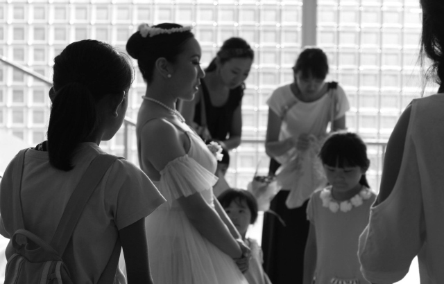 生活に取り入れるバレエ