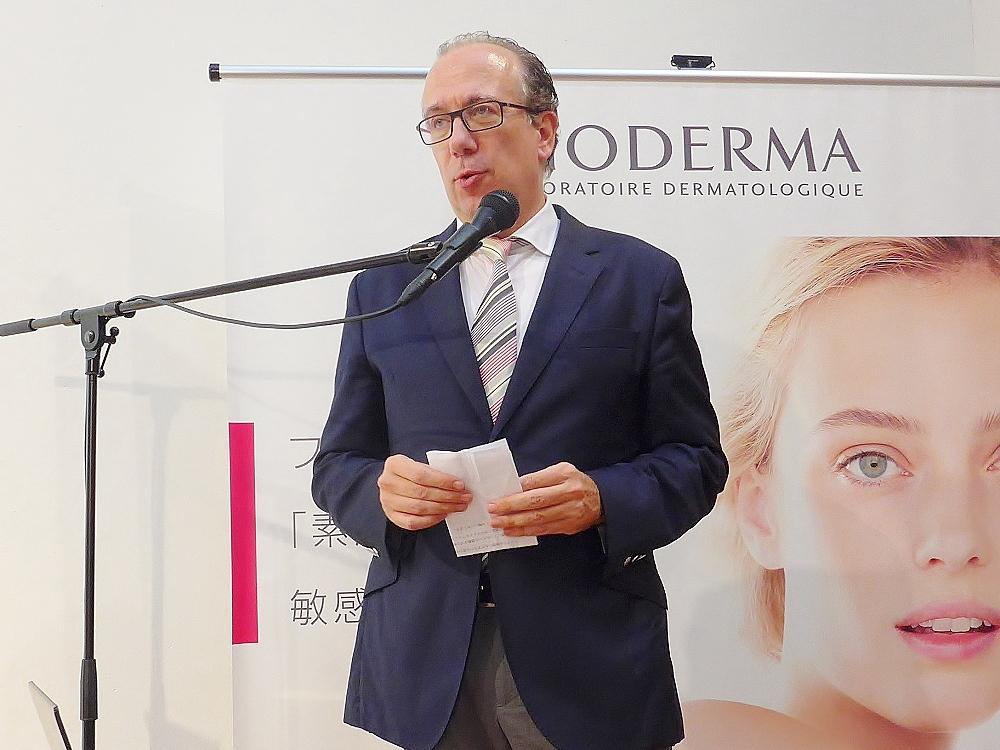 ビオデルマ イドラビオ パーフェクター 発表会