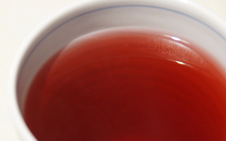tea forte ラズベリーティー