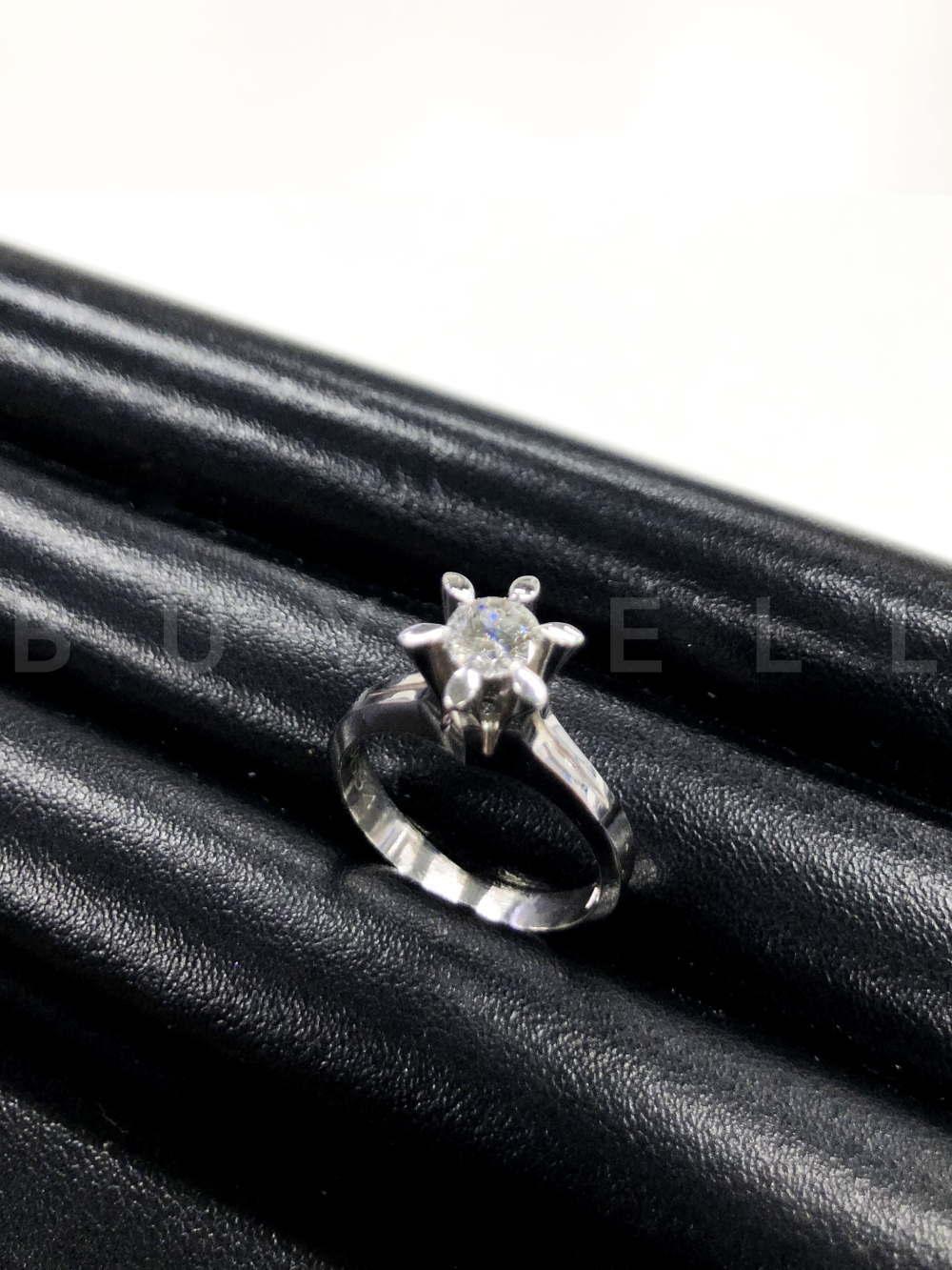 バイセル 買取例 ダイヤの指輪