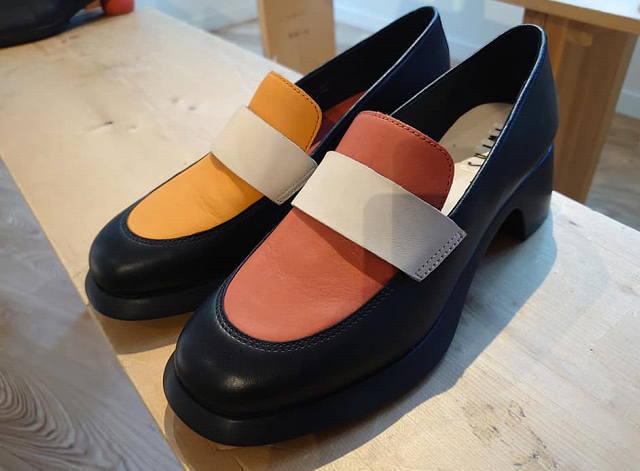 カンペール秋冬コレクション 靴