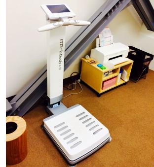 体重 身体測定器
