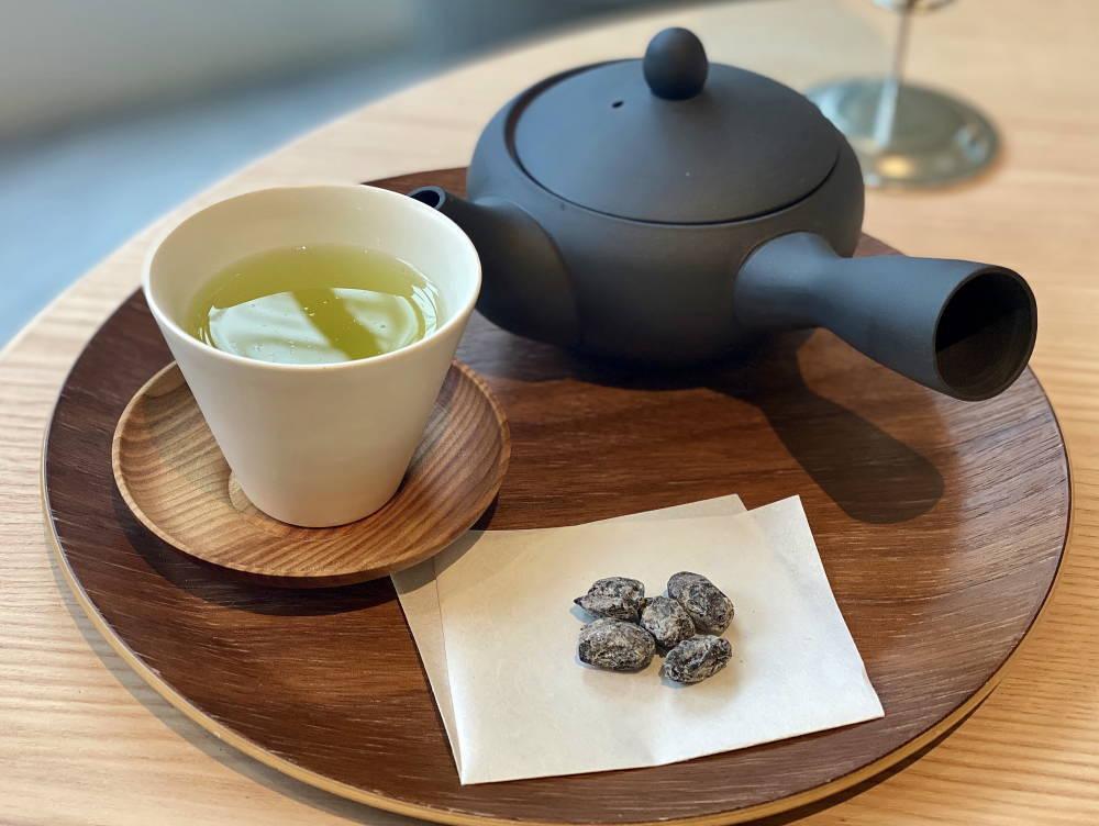 お茶のプロが淹れる深蒸し煎茶