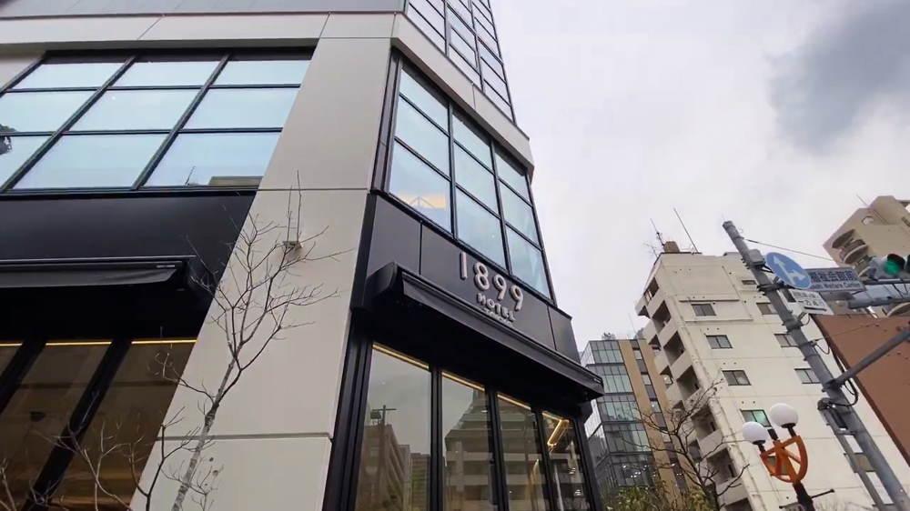 「ホテル1899東京」(港区新橋6)