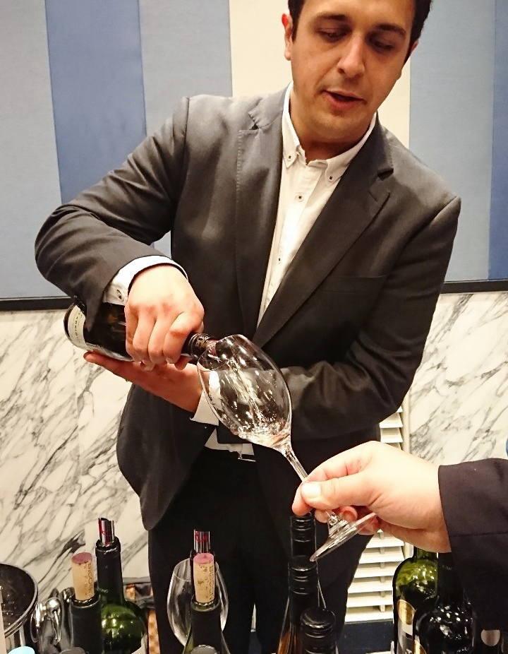 チリの白ワイン