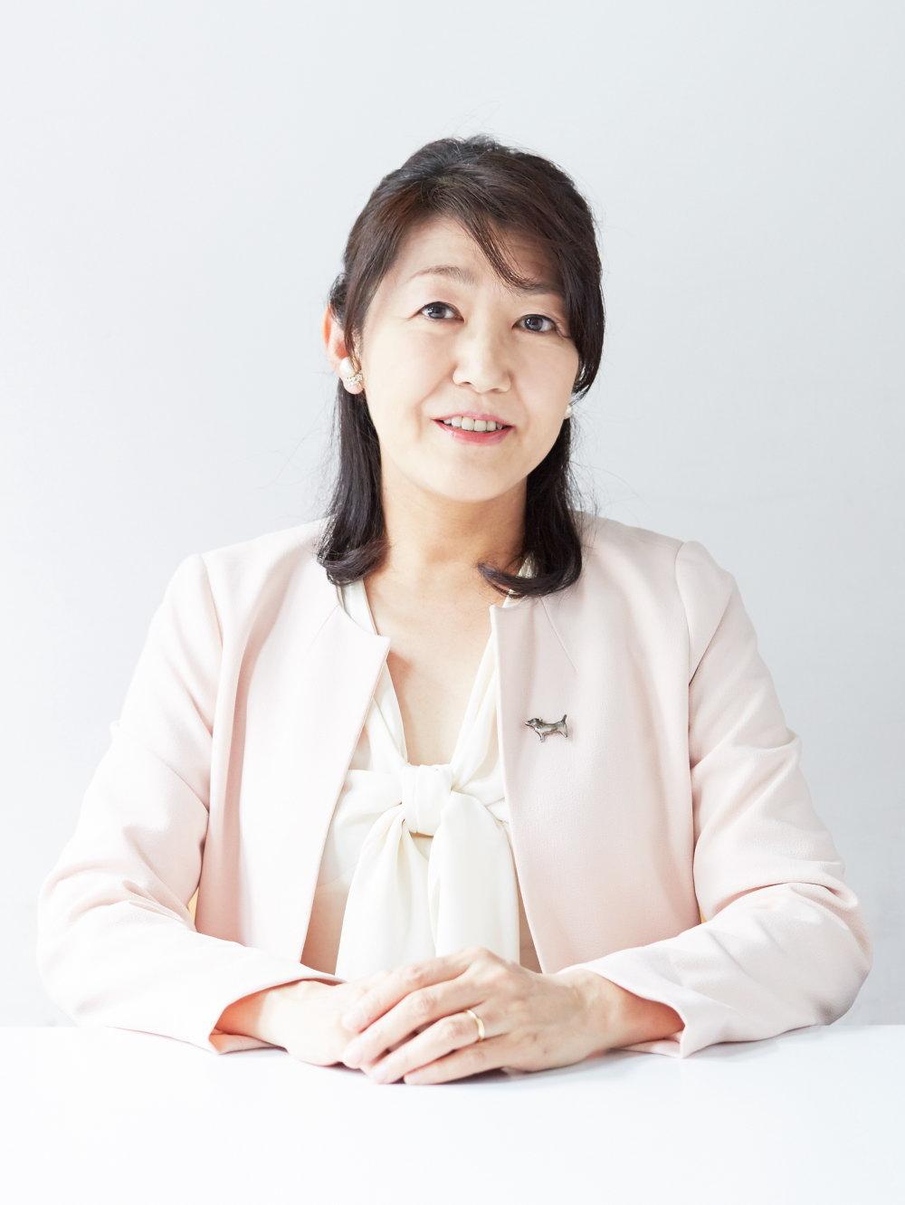 HER-SELF 女性の健康プロジェクト 代表理事  白河 桃子 氏