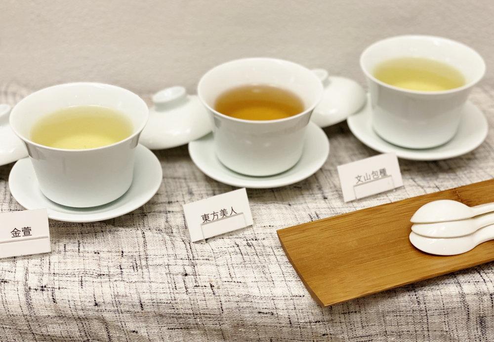 台湾茶3種