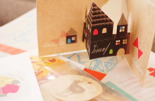 誕生日カード 素材 印刷