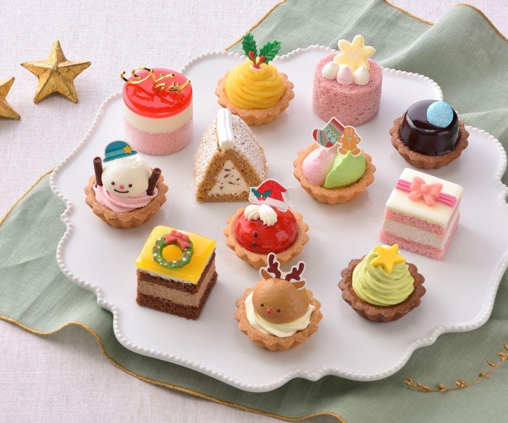 クリスマスパーティー(9個入)(12個入)