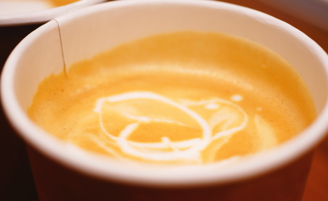 ヒカリエ 美味しいコーヒー屋さん