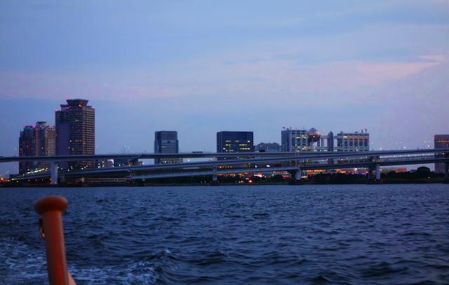 東京湾クルーズ 写真