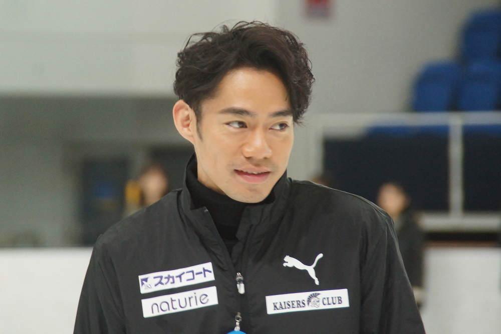 スカイコート スケート教室での高橋大輔