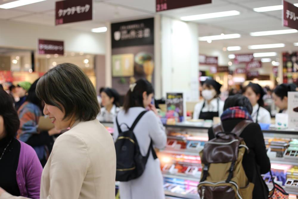大丸東京店 ショコラプロムナード2020