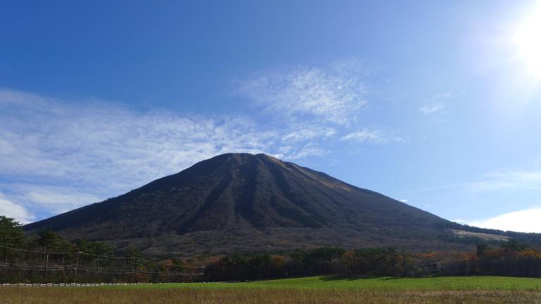 大山(だいせん)写真