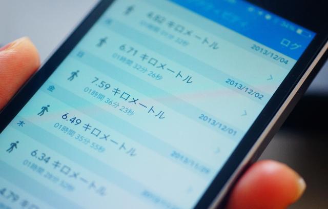 アイフォン ダイエットアプリ