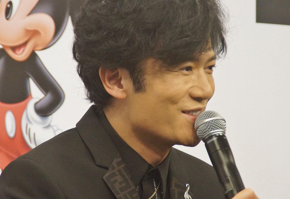 「ウォルト・ディズニー・アーカイブス コンサート」案内人 稲垣吾郎