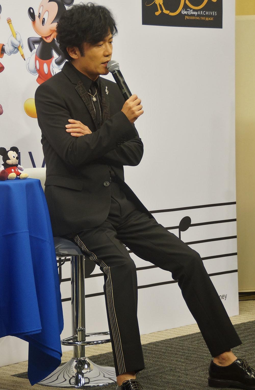 ウォルトディズニーアーカイブスコンサート 案内人 稲垣吾郎 オリジナルペン