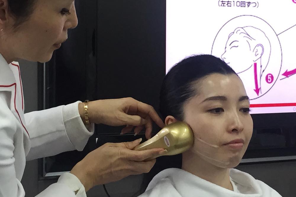 ドクターシーラボ 美顔器 使い方 手順 動かし方