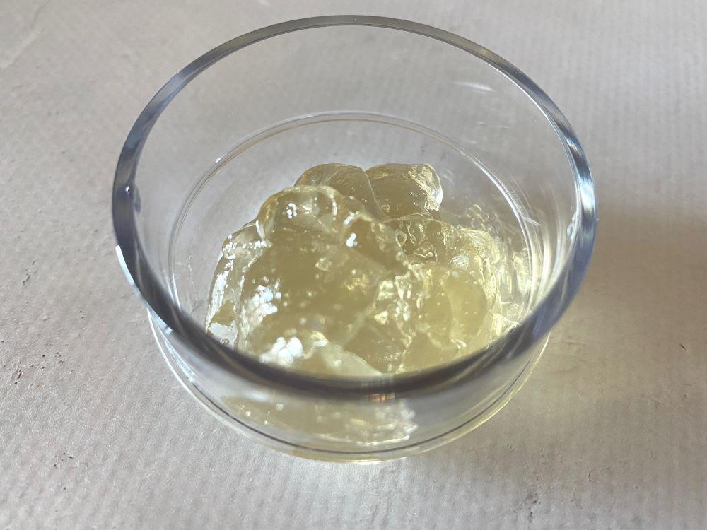 フェヴリナ炭酸ジェルパック ジェルの写真
