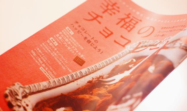 フェリシモ 幸福のチョコレート ブログ