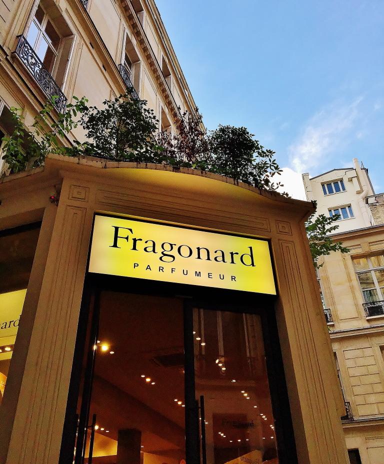 パリ旅行 フラゴナール ブログ