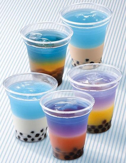 HONG KONG SWEETS 果香 ミルクバタフライ