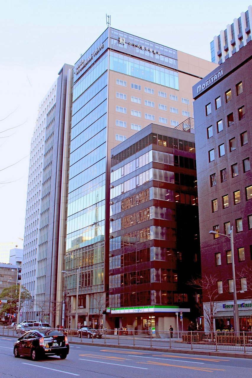 ホテル龍名館東京 外観