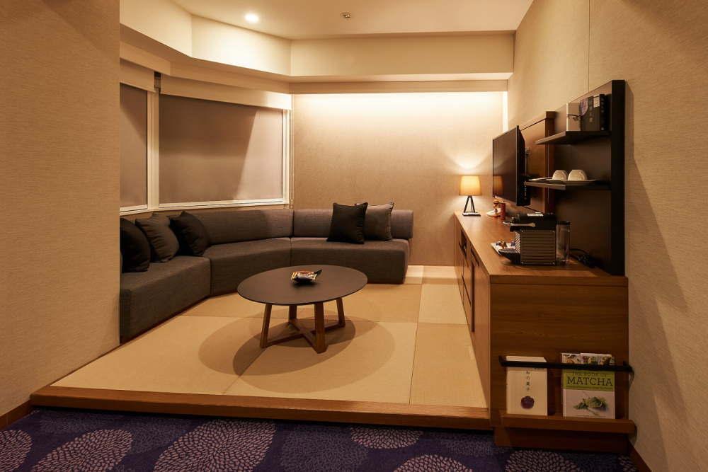 ホテル龍名館東京 FORUS C -JAPANESE MODERN-