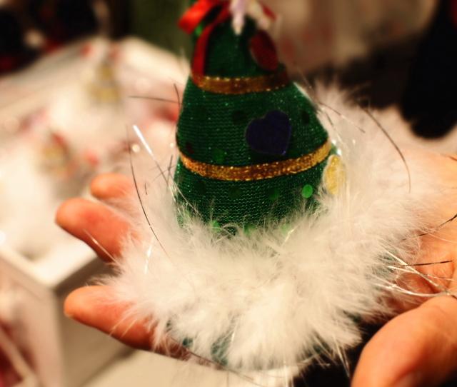 クリスマスパーティー用 髪留め 髪飾り