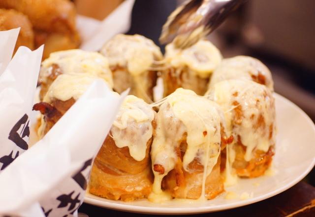 肉巻オニギリ チーズ