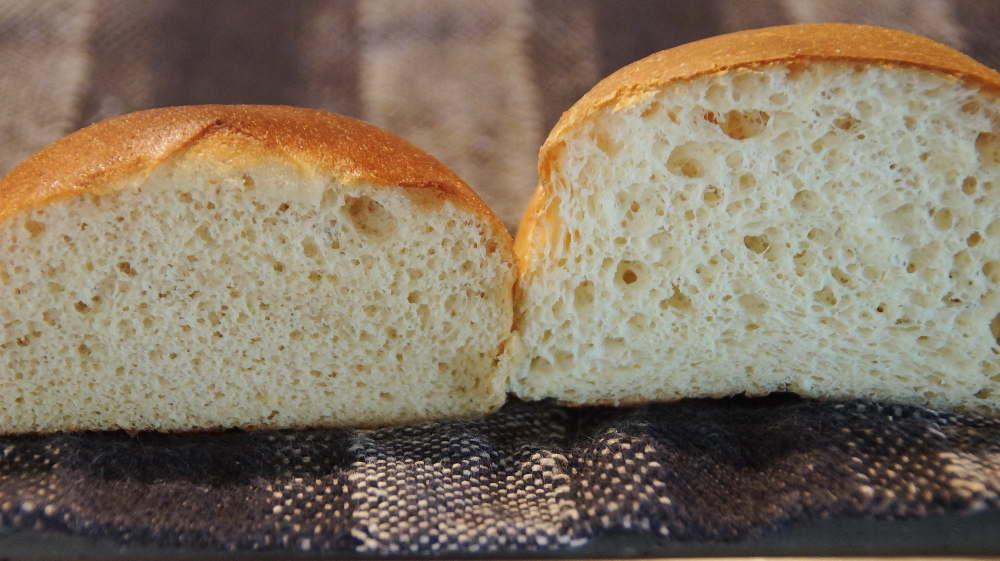 大豆パン 食べ比べ