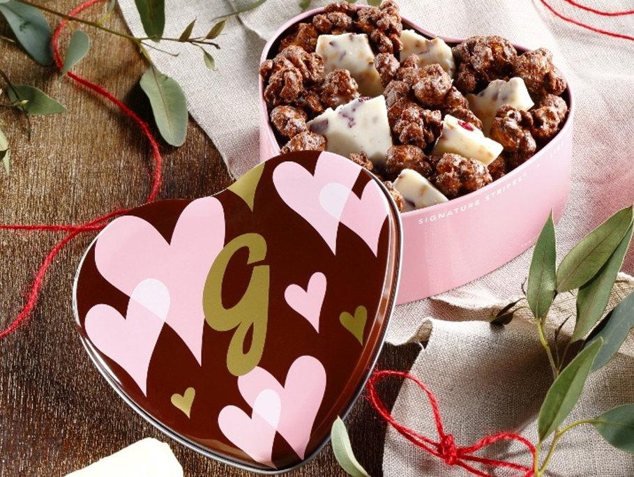 バレンタインMIX(チョコココ×ホワイトチョコバーク)』
