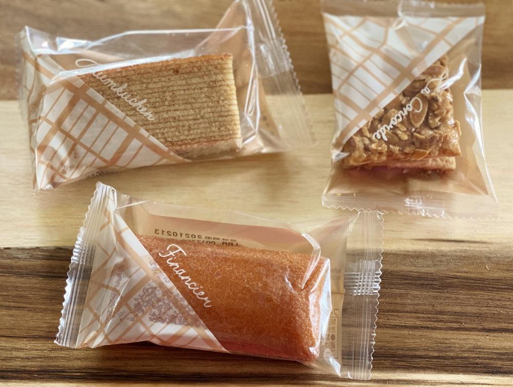 コージーコーナー フランス伝統菓子のセット