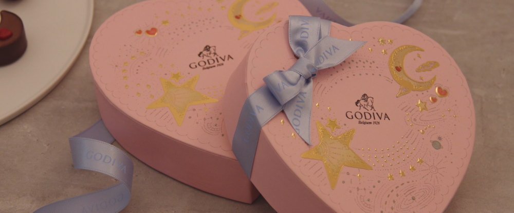 ゴディバ2021 バレンタイン新作