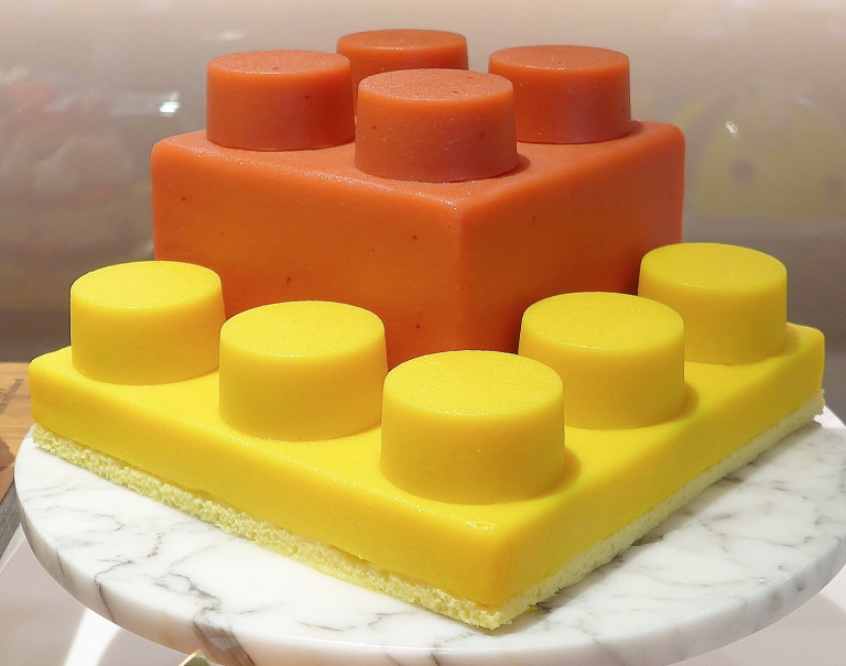 アイスケーキ LEGO