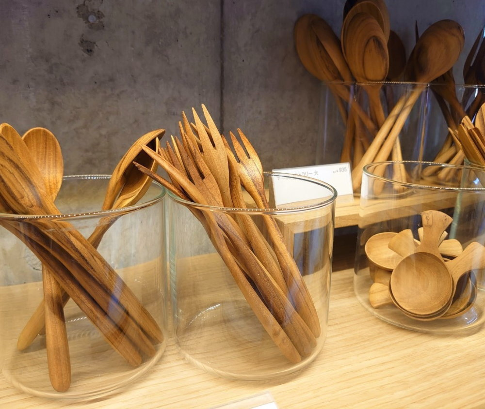 hacoa 木製雑貨