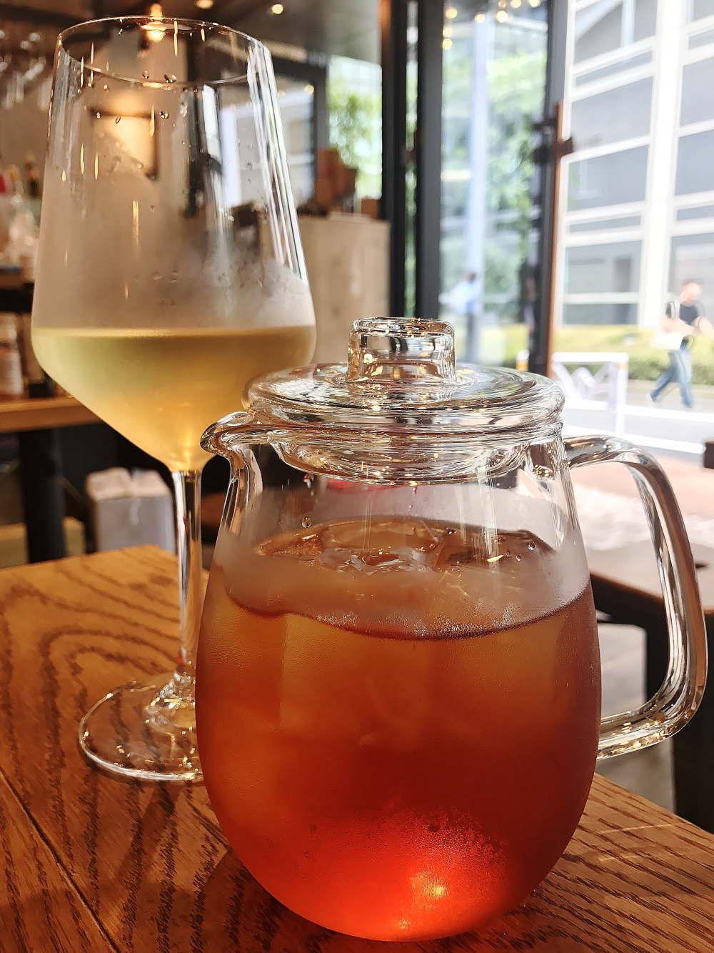 渋谷HAGARE 茶の種類